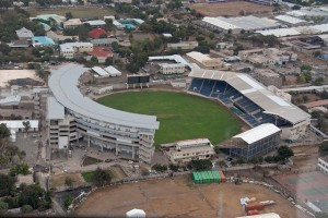 Sabina Park, Kingston's cricket stadium